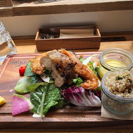 Northshore Nakanoshima: 火曜日のランチ