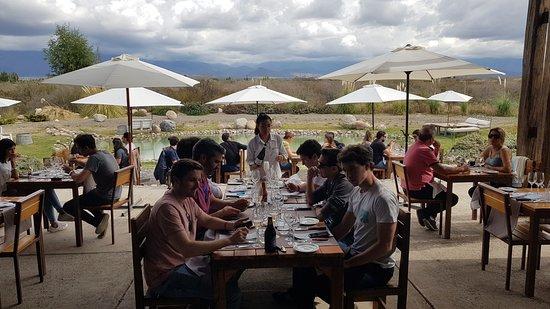 Exploring Mendoza - Private Day Tours: Lunch at Gimenez Riili