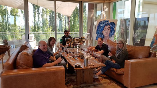 Exploring Mendoza - Private Day Tours: Tasting of terroirs in Matervini