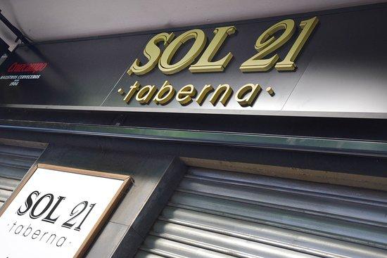 Taberna Sol 21: Taberna Sol 21