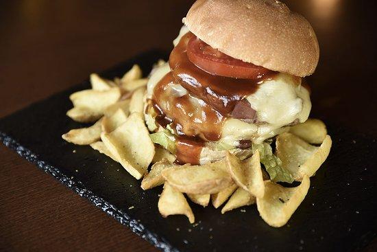 Texas BBQ Grill - Burger