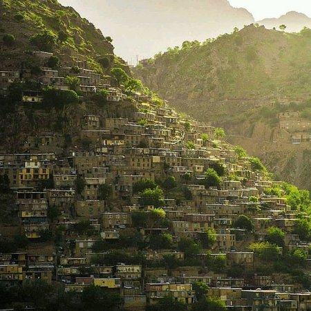 Kordestan Province, Iran: uraman takht