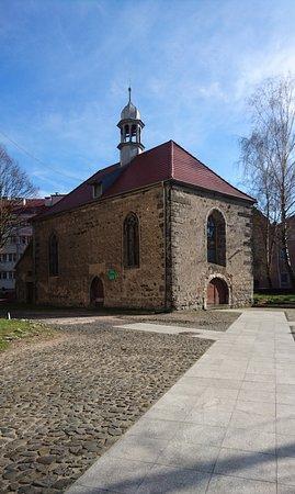 Kaplica Swietego Krzyza