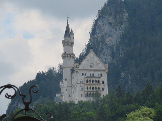 Schloss Neuschwanstein: お城