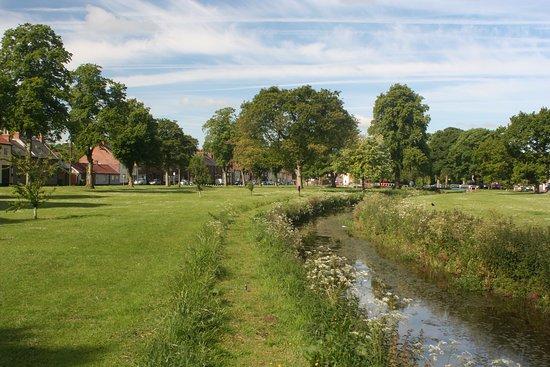The Village Inn: Village green