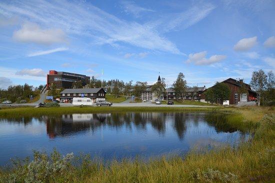 Fra baren - Skinnarbu Nasjonalparkhotell, 류칸 사진 - 트립어드바이저