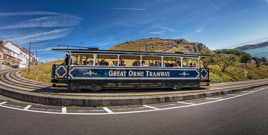 ‪Great Orme Tramway‬