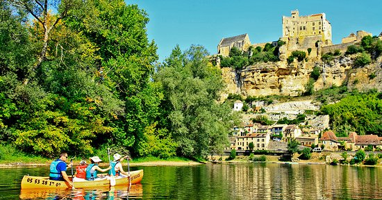 Canoë Vacances