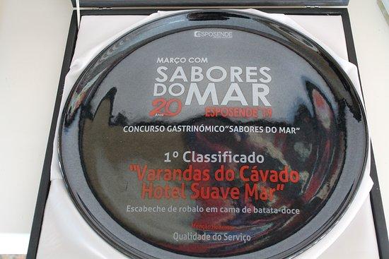 Varandas do Cavado - Hotel Suave Mar: Março com Sabores do Mar - 1º Classificado