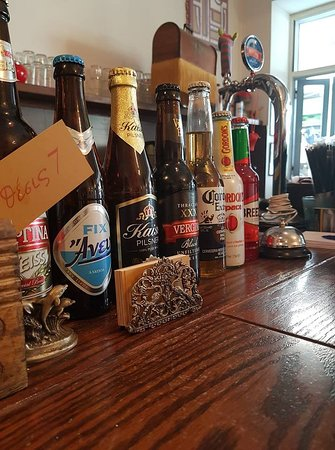 All kind of beers!