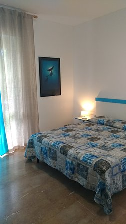 ‪‪B&B Le Gardenie da Fil‬: Camera Blue double bed‬
