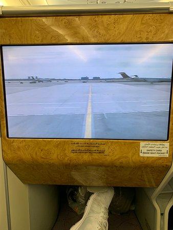 Emirates: Air show