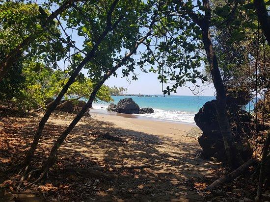 Drake Bay, Costa Rica: Beaches on the way to playa san Josecito