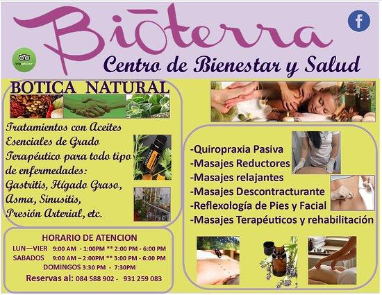 Bioterra Centro de Bienestar y Salud