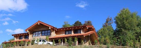 Dumitresti, Rumunia: hunting lodge