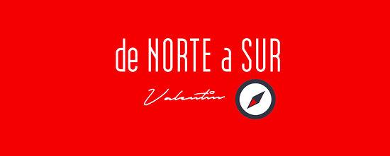 De Norte a Sur Valentin