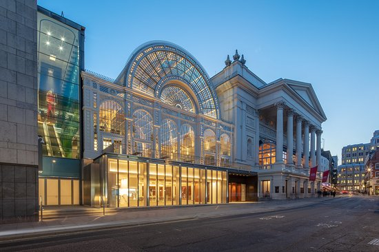 ‪Royal Opera House‬