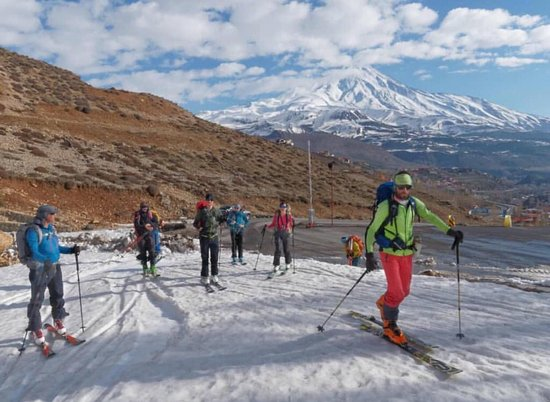 Damavand, Iran: Great spot