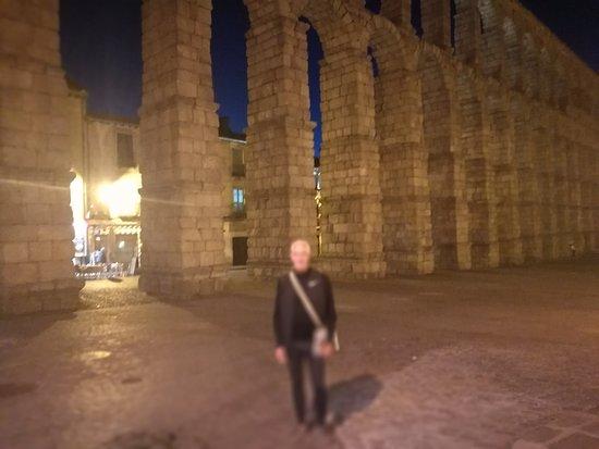 Acueduct of Segovia: El Acueducto.