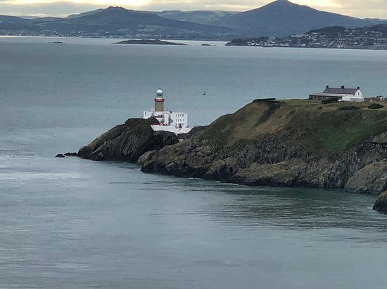 The Baily Lighthouse & Dublin Bay