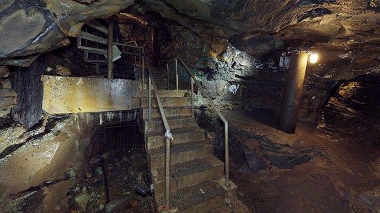 Old New Gate Prison & Copper Mine