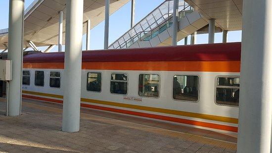 Zufahren Mombasa nach Nairobi und zurück