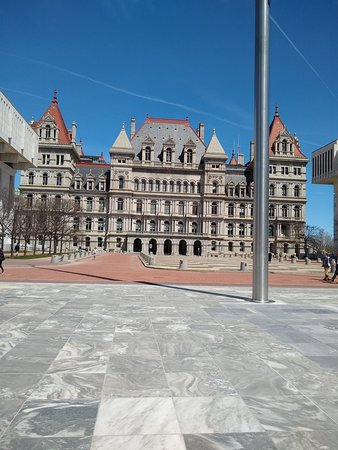 le Capitol vu dehors