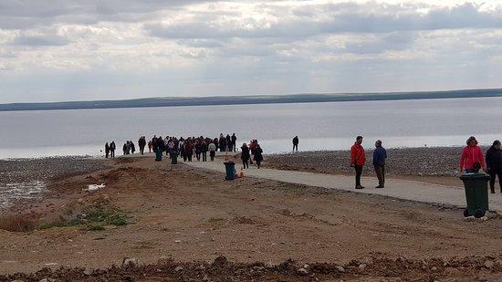Sereflikochisar, Tyrkia: Tuz Gölü