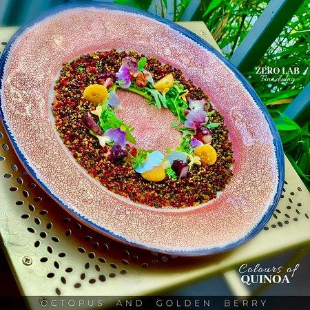 colors of quinoa