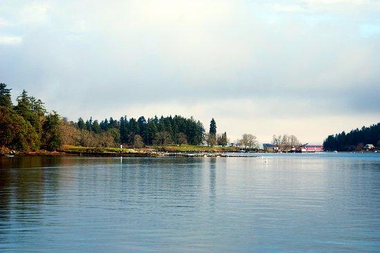Newcastle Island Marine Provincial Park