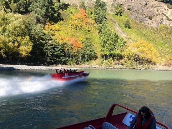 Jet Extreme Boating à Hanmer Springs Photo