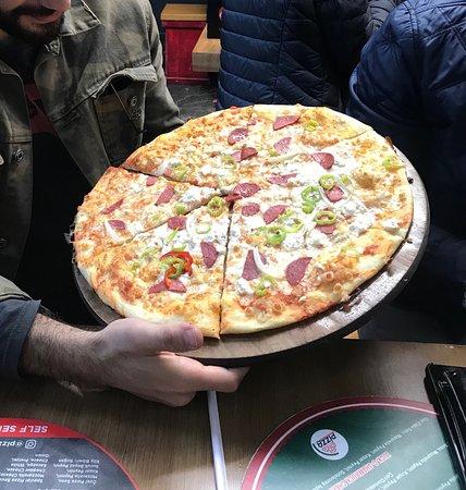 Pizza Vegas