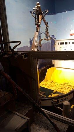 Liseberg amusement park: Juego de mazorcas