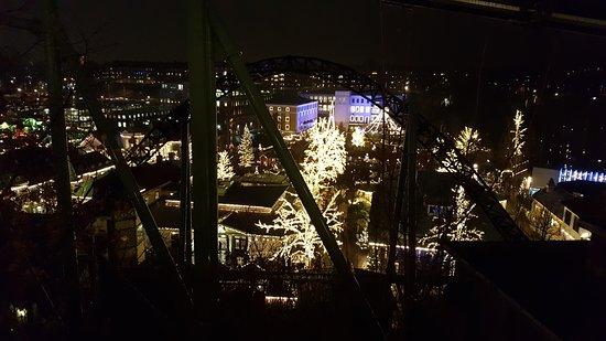 Liseberg amusement park: Vista alta del parque