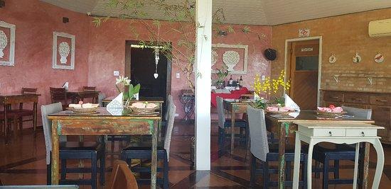 Restaurante Shangri la