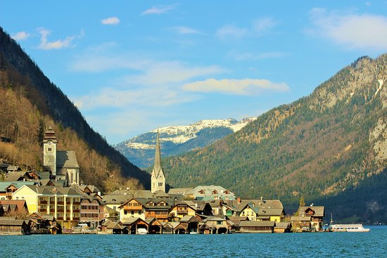 Hallstatt, Áo: this is the most beautiful village i ever visited