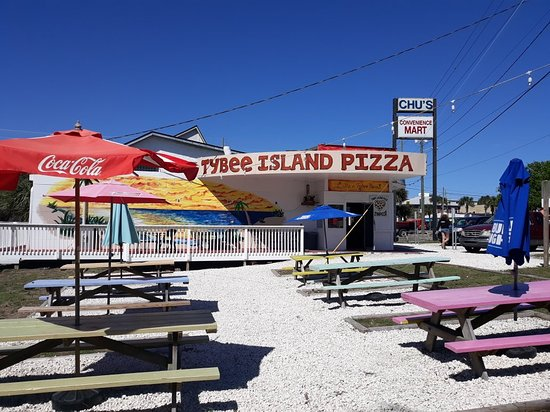 Tybee Island Pizza Restaurant Reviews