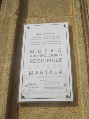 Insegna del Museo