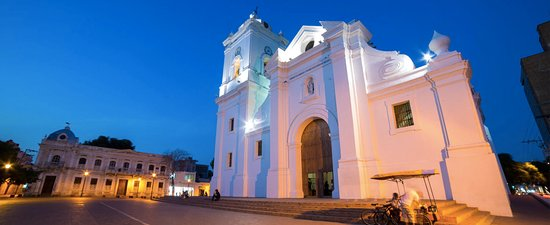 Catedral Basílica de Santa Marta