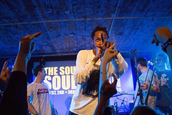 Sat Jan 05 2019 - Riot Jazz Live at The South London Soul Train