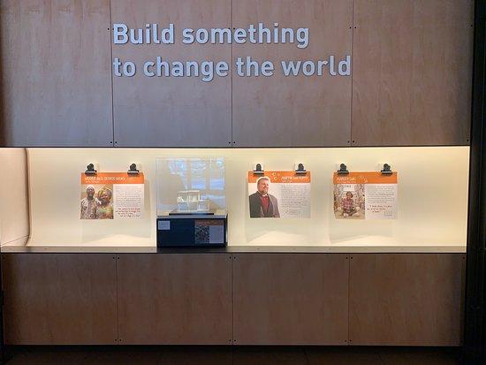 Bill & Melinda Gates Foundation Discovery Center: Bill and Melinda Gates foundation discovery Center