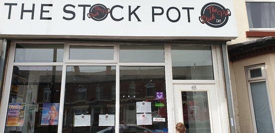 The Stock Pot cafe
