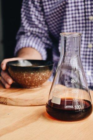 Káva Coffee Lab: Café Botánica de los Andes