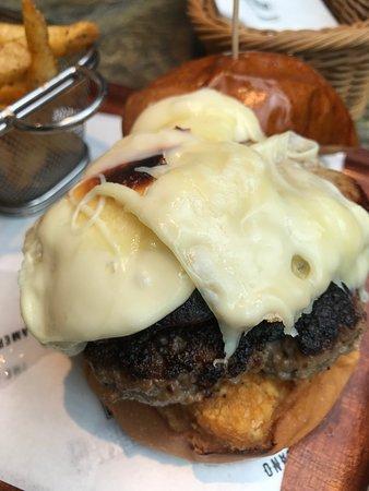 yummy 😋 漢堡