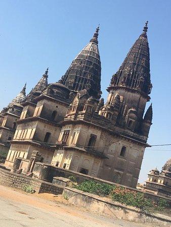 Amar Mahal Orchha Photo