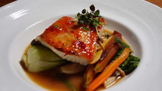 AND Fish Kitchen + Bar - Seafood