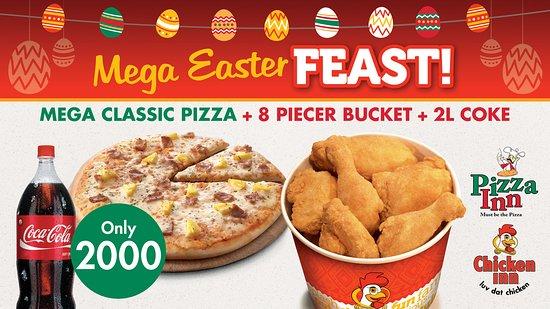 Mega Easter feast