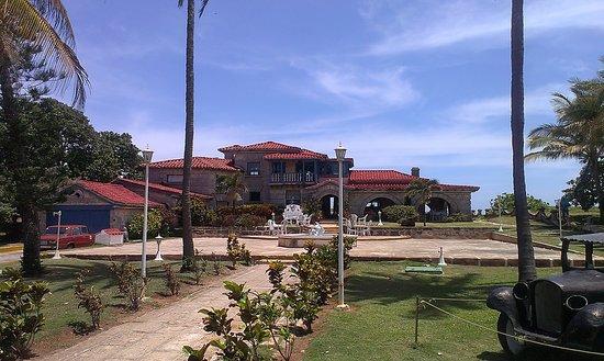 Casa de Al depuis a rue