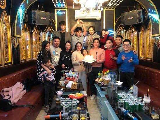 הא ג'יאנג, ויטנאם: Karaoke room VIP 1