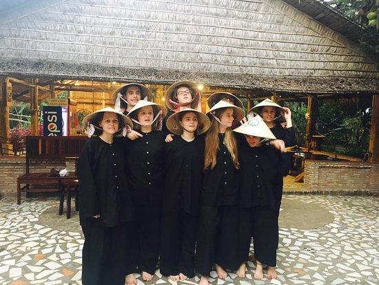 Mekong River Tour homestay